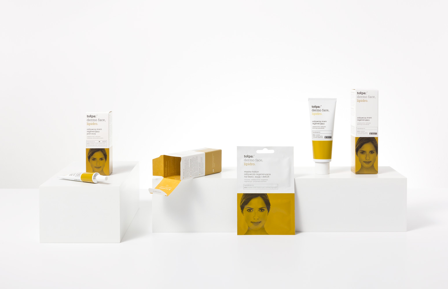 topa 系列化妆品包装设计欣赏