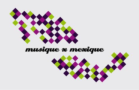 墨西哥mxm音乐公司视觉设计-古田路9号