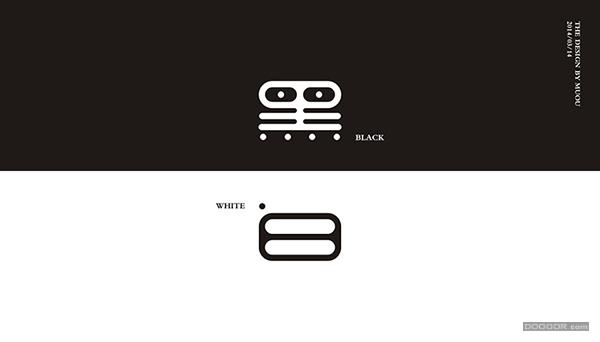 字体设计欣赏-古田路9号