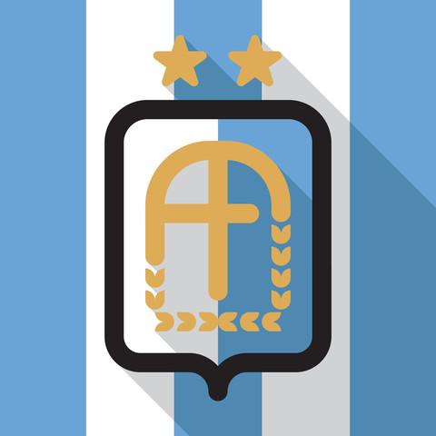 2014 巴西世界杯 32足球队徽章扁平化设计图片
