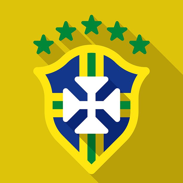 2016足球队徽设计图展示