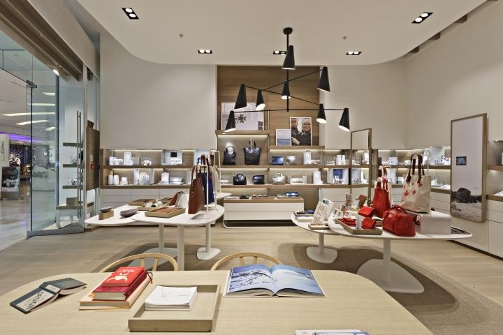 伦敦skagen零售商店设计