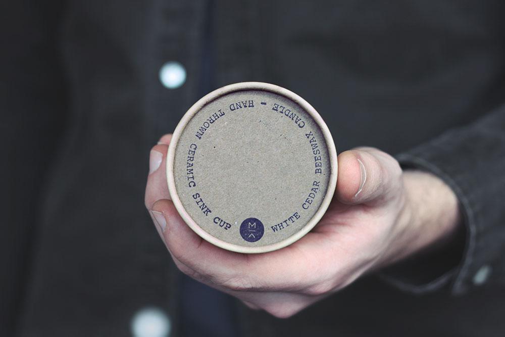 个人护理品牌形象设计-古田路9号