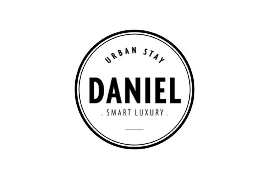 丹尼尔酒店 视觉形象设计