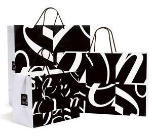 最经典的Logo重塑 萨克斯第五大道精品百货店Logo