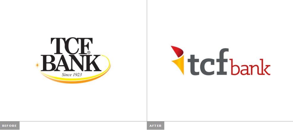 Bank新的logo及识别