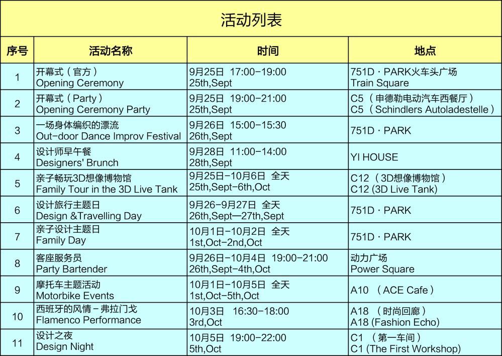 2015北京国际设计周---751国际设计节【游玩攻略】