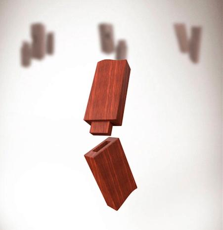 榫卯是木结构的建筑和家具用来连接各个模块的接头部分.